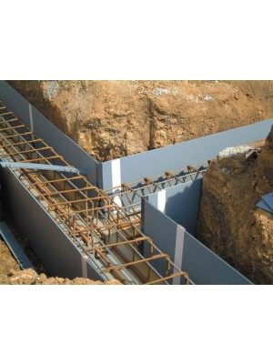 Cellform Permanent Formwork System