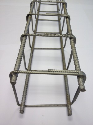 Prefabricated Steel Cages