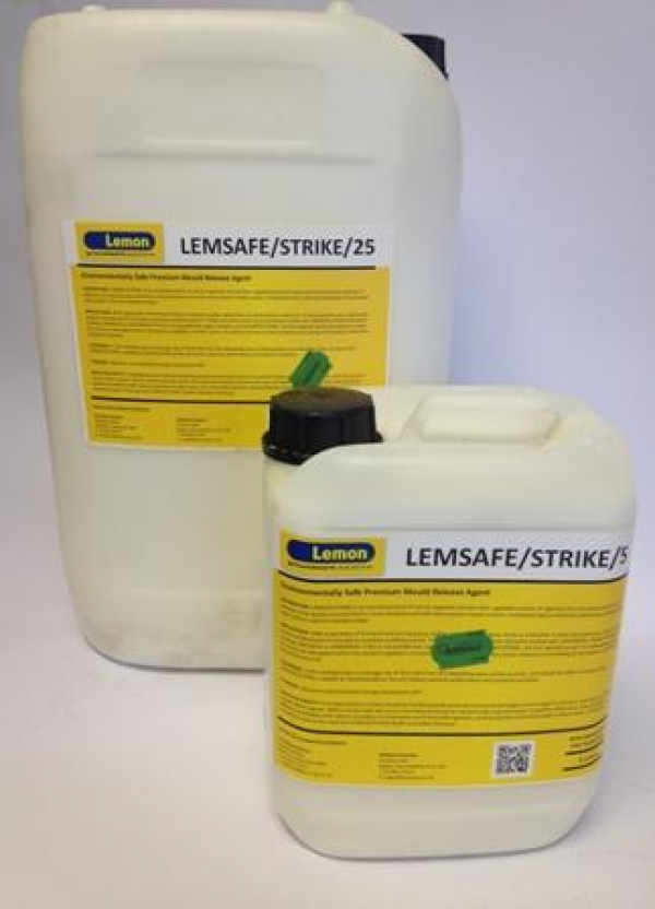 Mould Oil Release Agent Lemon Groundwork Solutions Shop