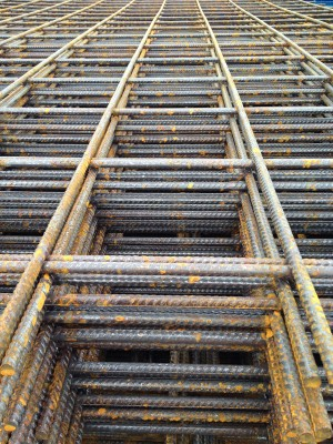 A252 Reinforcement Mesh|4.8m x 2.4m Available From Stock|Best Prices