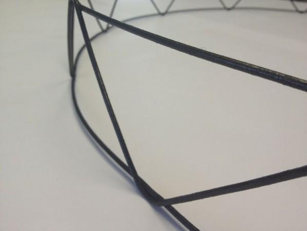 Circular Wire Spacers Packs Of 20 Lemon Groundwork