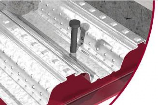 Metfloor 60 Steel Decking Lemon Groundwork Solutions Shop