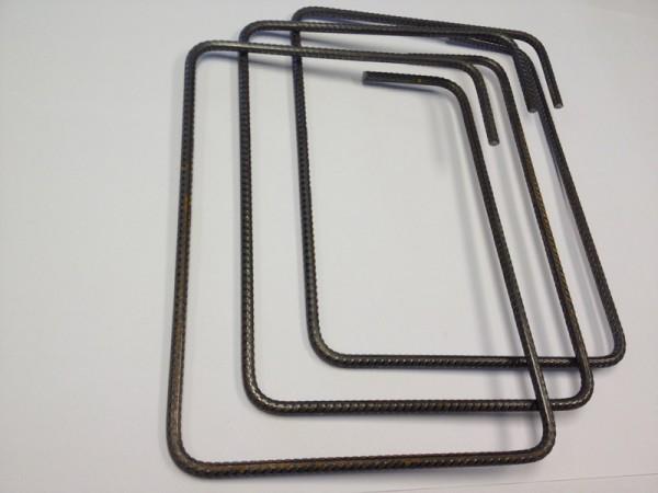 Reinforcing Steel Rectangular Links | Lemon Groundwork