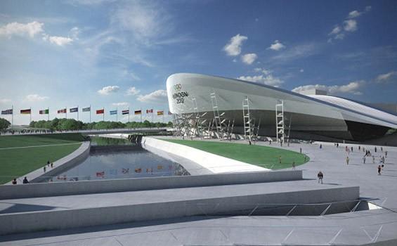 Aquatic Centre, Olympic Park