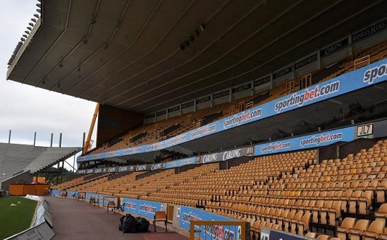 Molineux Stadium, Wolverhampton