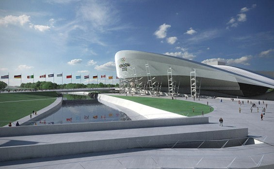 Aquatic Centre, Olympic Park