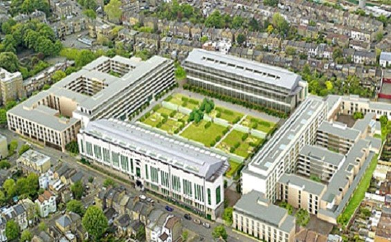 Highbury Square Redevelopment, London