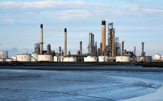 Coryton Oil Refinery, Essex