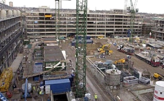 Highbury Square Redevelopment, London