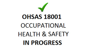 ISO 18001 Health & Safety
